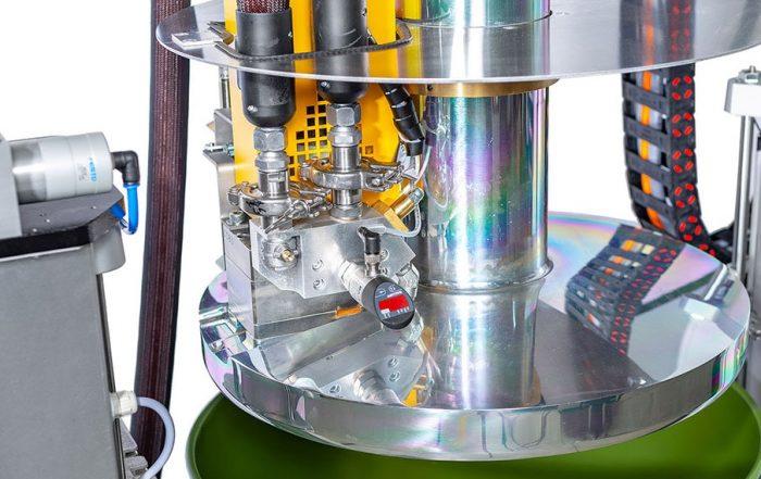 Fassschmelzer mit innovativen dichtungslosen Schmelzplatten